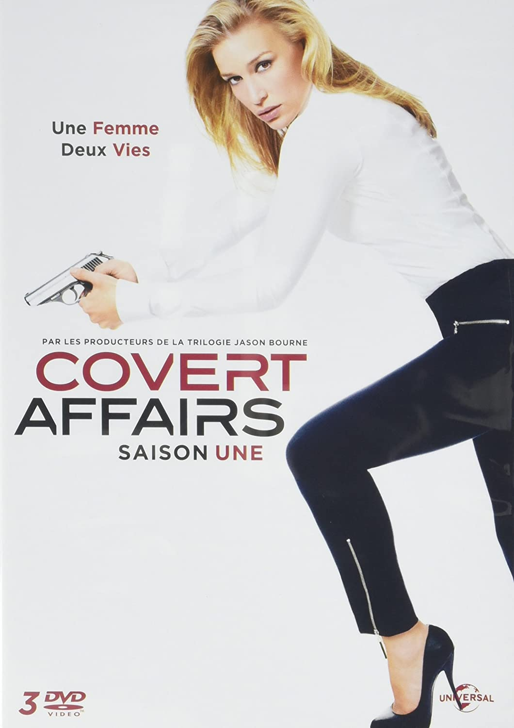 covert affairs saison 1