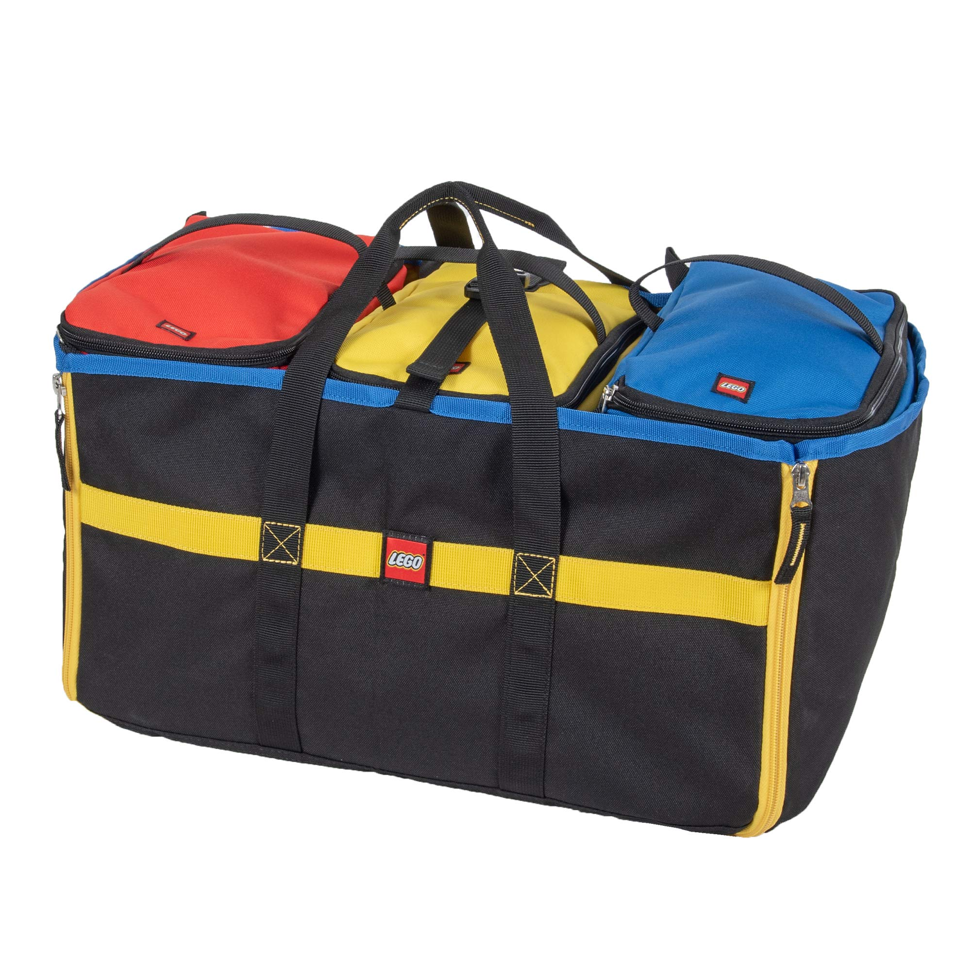 LEGO Storage 4-Piece Tote and Play Mat by LEGO