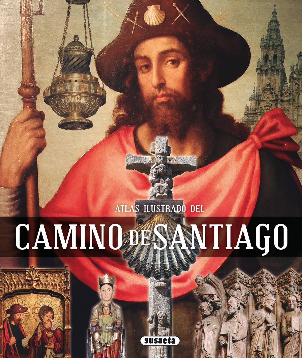 Atlas ilustrado del Camino de Santiago: Amazon.es: Balasch Blanch, Enric, Ruiz Arranz, Yolanda: Libros