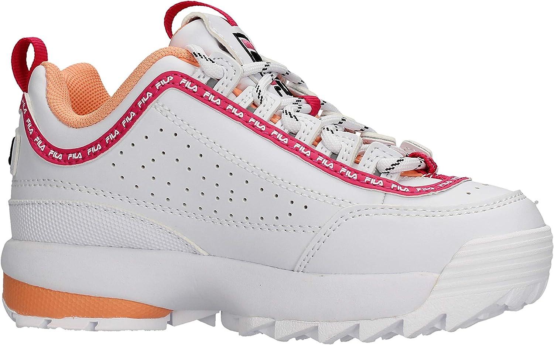Fila Disruptor Logo Low WMN Chaussures de Sport pour Femme