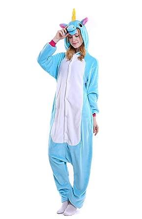 71fbf92a978e FeelMeStyle Unicorn Onesie Kids Unisex Onesies Pajamas Kigurumi Cosplay  Sleepsuit Costume Animal Jumpsuit