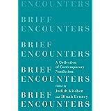 Brief Encounters: A Collection of Contemporary Nonfiction