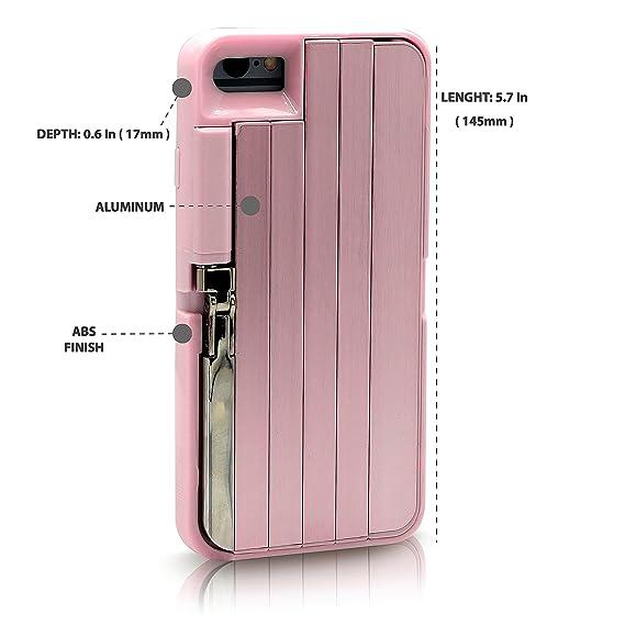 wholesale dealer d63c1 f7833 Amazon.com: StikBox Selfie Stick iPhone Case, Extendable Monopod W ...