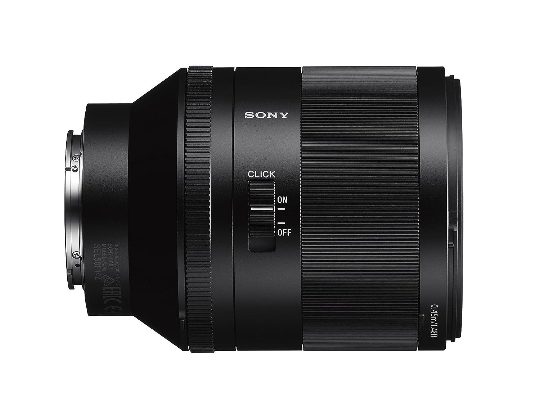 Sony SEL-50F14Z Zeiss Standard Objektiv Schwarz: Amazon.de: Kamera
