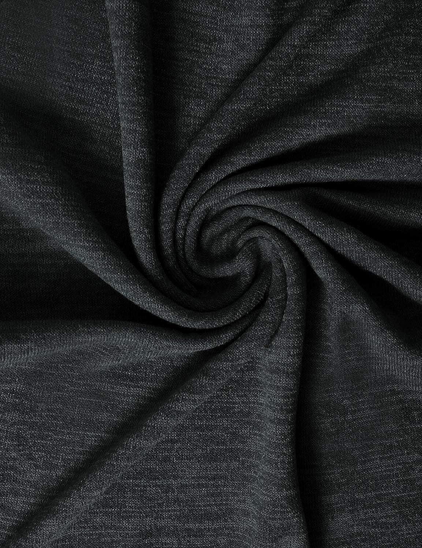Dolcevita Uomo Manica Lunga in Caldo Cotone Uomo T-Shirt Slim Etero Pullover