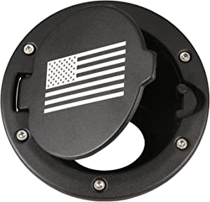 Giveaway: Hooke Road Jeep JK Gas Cap US American Flag Fuel Door Tank…
