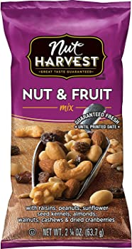 16-Pack Nut Harvest Nut & Fruit Mix (2.25 Ounce)