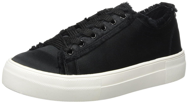 Steve Madden Greyla Sneaker, B071DH54DX Sneakers Steve Basses Femme Sneaker, Noir (Black) b1d90ee - epictionpvp.space