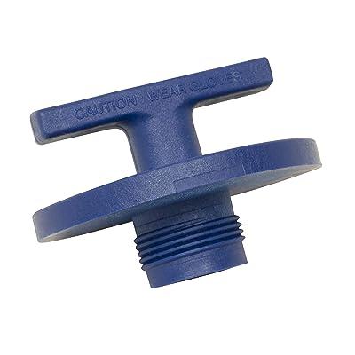 Lisle 57180 Oil Filter Plug Tool (Cummins): Automotive