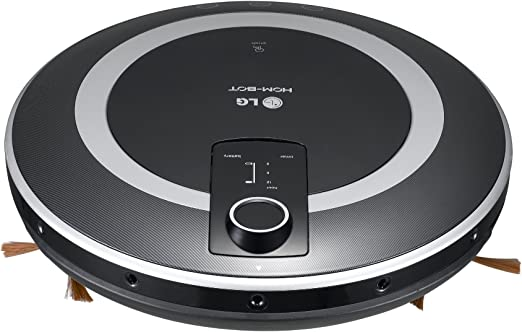 LG Hom Bot VR1012BS aspirateur robot Achat & prix   fnac