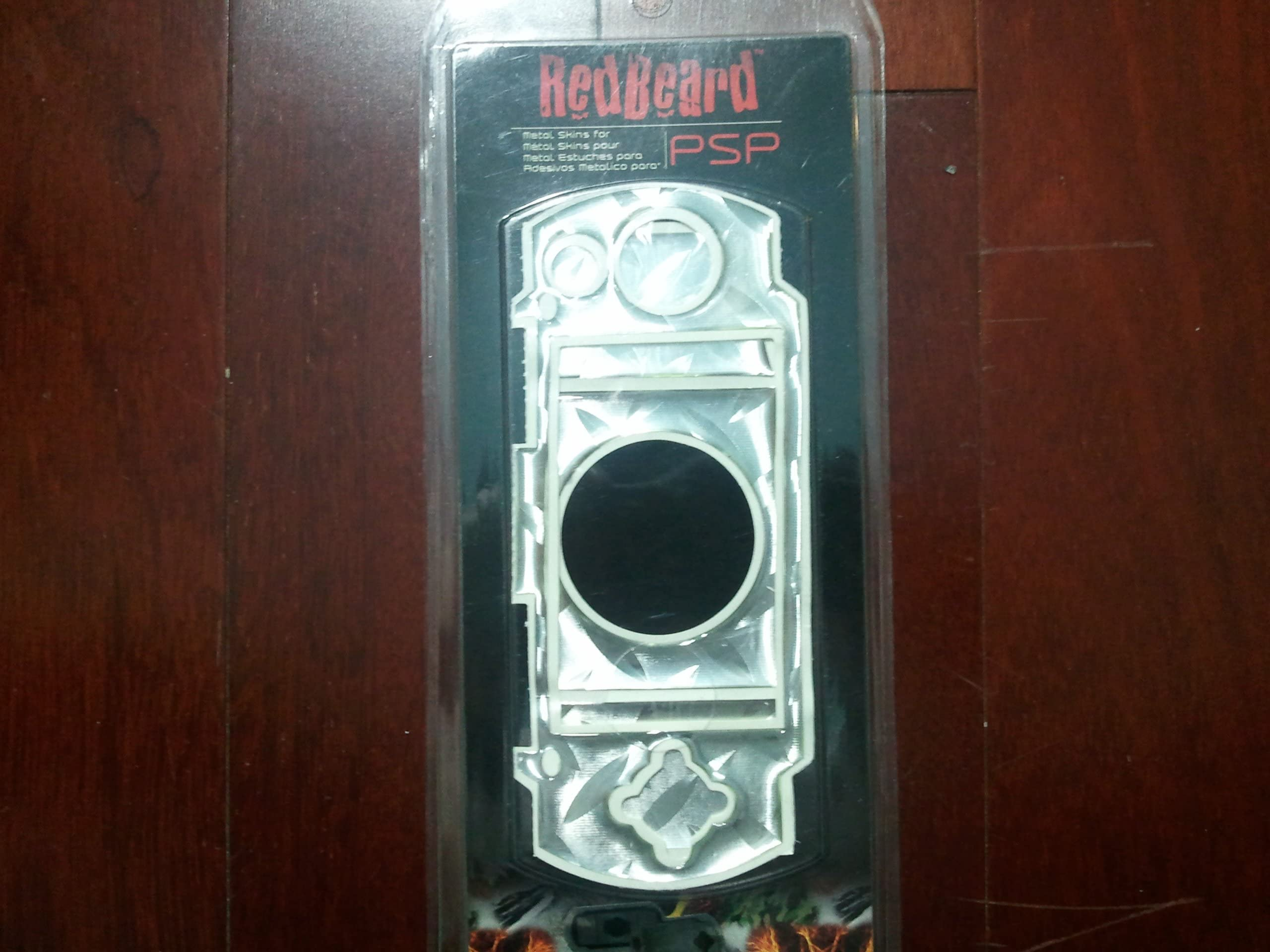 Amazon.com: Redbeard Metal Skins for PSP: Video Games