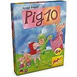Noris Spiele Zoch 601105052 - Pig 10, Kartenspiel