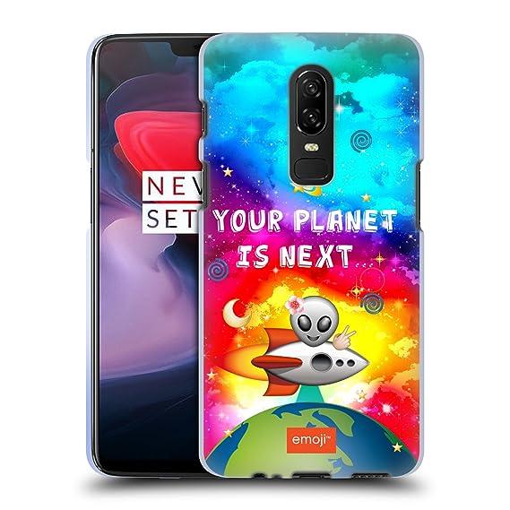 Amazon Com Official Emoji Planet Space Soft Gel Case For