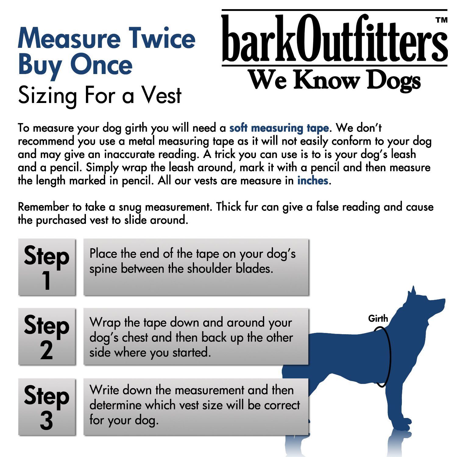 """barkOutfitters Service Dog Vest Cool Red Mesh Harness, L (17.5'' - 21"""" Girth) ) by barkOutfitters (Image #7)"""