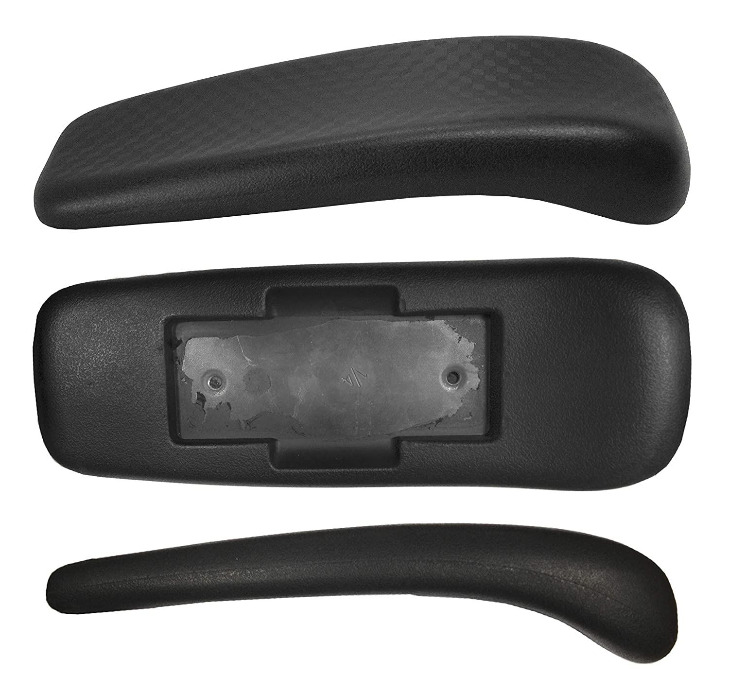 Replacement Office Chair Armrest Arm Pads (Set of 2) S4624-2