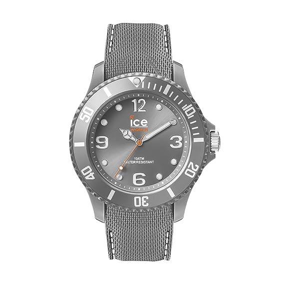 Ice-Watch - Ice Sixty Nine Smoke - Reloj Grigio para Hombre con Correa de