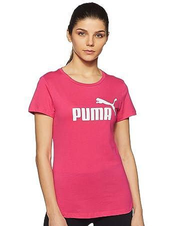Puma ESS Logo tee – Camiseta