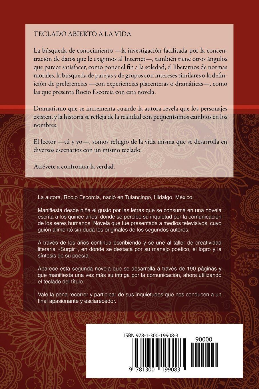 En el teclado del corazón (Spanish Edition): Rocío Escorcia: 9781300199083: Amazon.com: Books