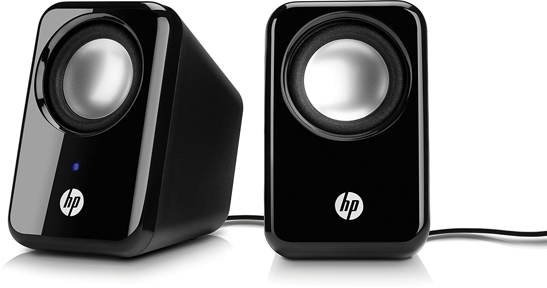 HP Haut-parleurs Multimedia 2.0 Noir Hp - Psg Consumer Accs (9g) BR367AA#ABB Enceintes PC