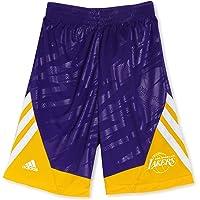 adidas L.A. Lakers y Short/smrn Reversible Short, Baloncesto