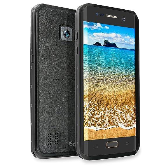 new product e8c22 5c3ee Amazon.com: Galaxy S7 Edge Waterproof Case, Easylife IP68 Certified ...