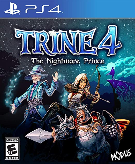 Jogo Trine 4 The Nightmare Prince - Playstation 4 - Modus Games