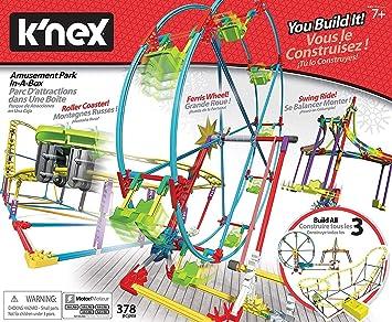 Knex Thrill Rides Juego de construcción para Mesa de 7 años en ...