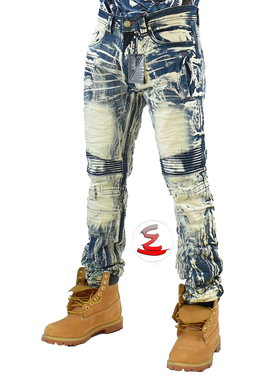 26b9f377 Elite Premium Denim X-Ray 2565 Men's Jeans at Amazon Men's Clothing store:
