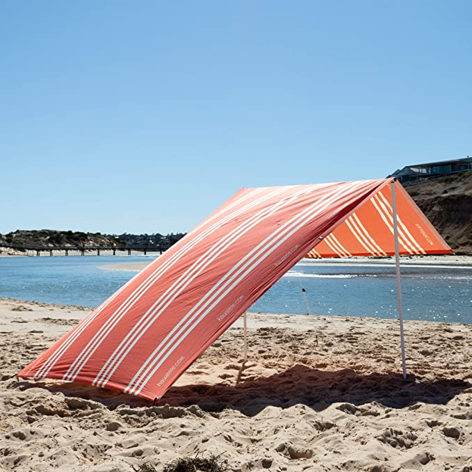 HAIYANLE Adjustable Sun Shelter Face Shade Protection Tent and Portable Sun Shade for Beach
