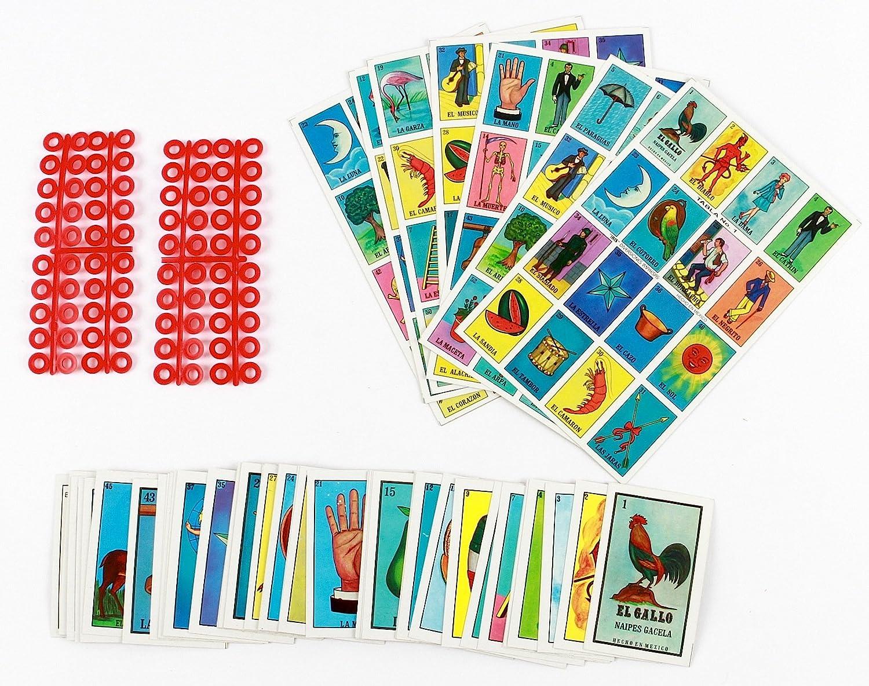 新作モデル La Mexicana 1 Loteria B00AM172J4 Loteria Bingo, 3-Pack B00AM172J4 1, 家具雑貨のカントリーハウス:11f7d287 --- realcalcados.com.br