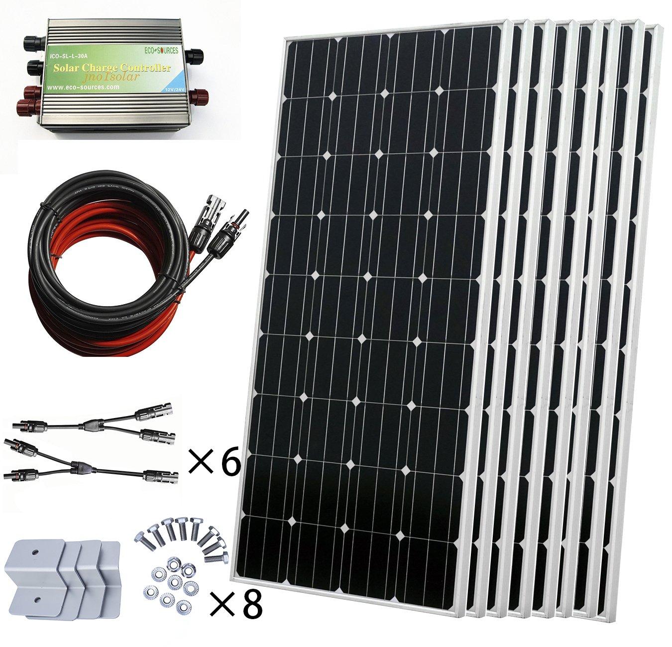 Kit de batería de repuesto para panel solar de 1200 W ...