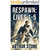 Respawn: Lives 1-5 (Respawn LitRPG series Book 1)