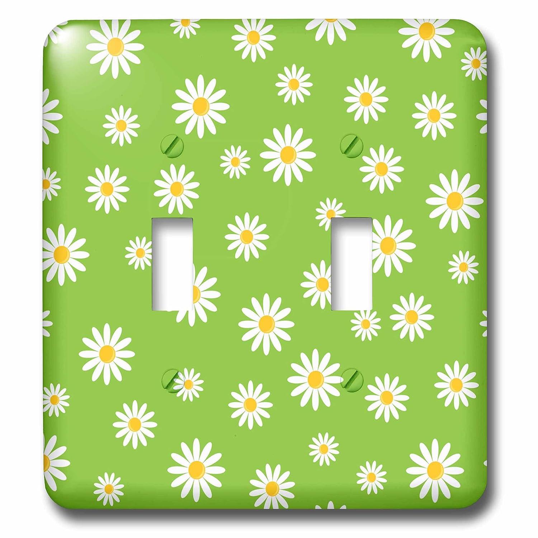 値頃 3drose (2 ) ダブル切り替えスイッチ(LSP 266227_ 2 Nature ) (2 ) パターンのアートDaisy Flower Blossom Nature B0777NJSDZ, 蒲屋忠兵衛商店:44c1b1b0 --- a0267596.xsph.ru