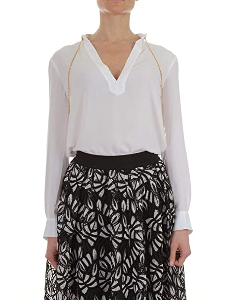 GUESS Marciano 82G419 8592Z Blusa Mujer Bianco 44