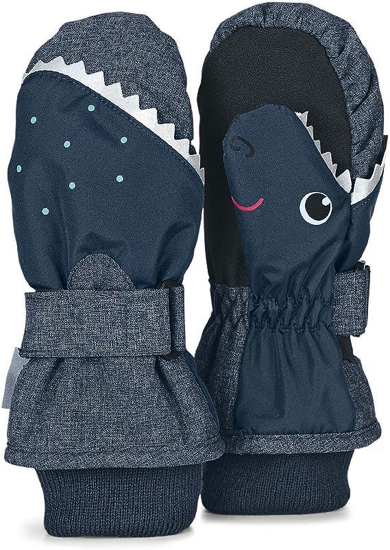 Sterntaler Moufles souris b/éb/é gants