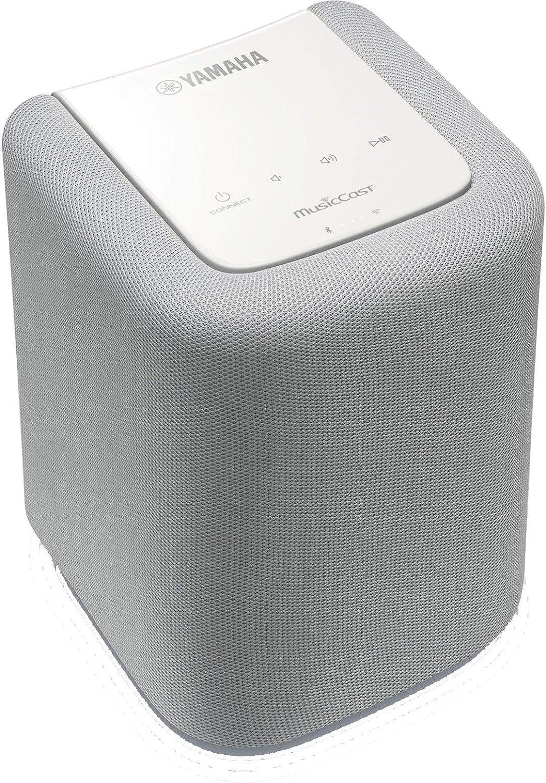 Yamaha WX-9 MusicCast Multiroom-Lautsprecher (Doppelpack) - Weiß