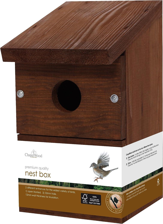 Chapelwood - Casa para pájaros