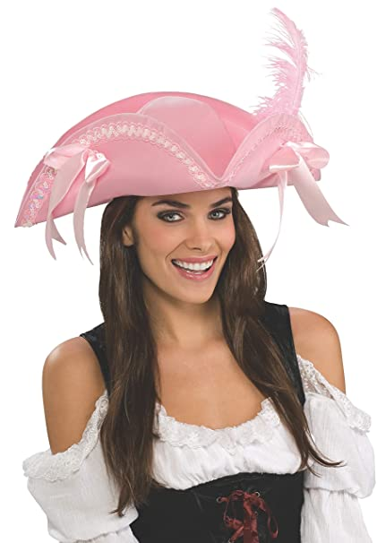 Amazon.com  Rubie s Women s Standard Pirate Hat 137886110891