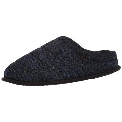 Dearfoams Men's Quilted Clog Slipper | Slippers