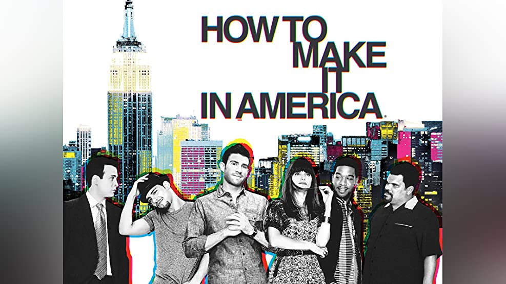 How to Make It in America - Staffel 2 [OV]