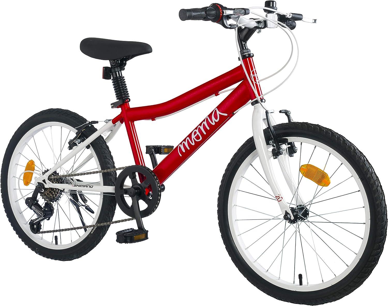 Moma Bikes Shimando 6V - Bicicleta Infantil 20