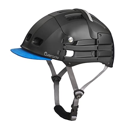 Visera extraíble de tela utilizar sobre casco plegable Plixi ...