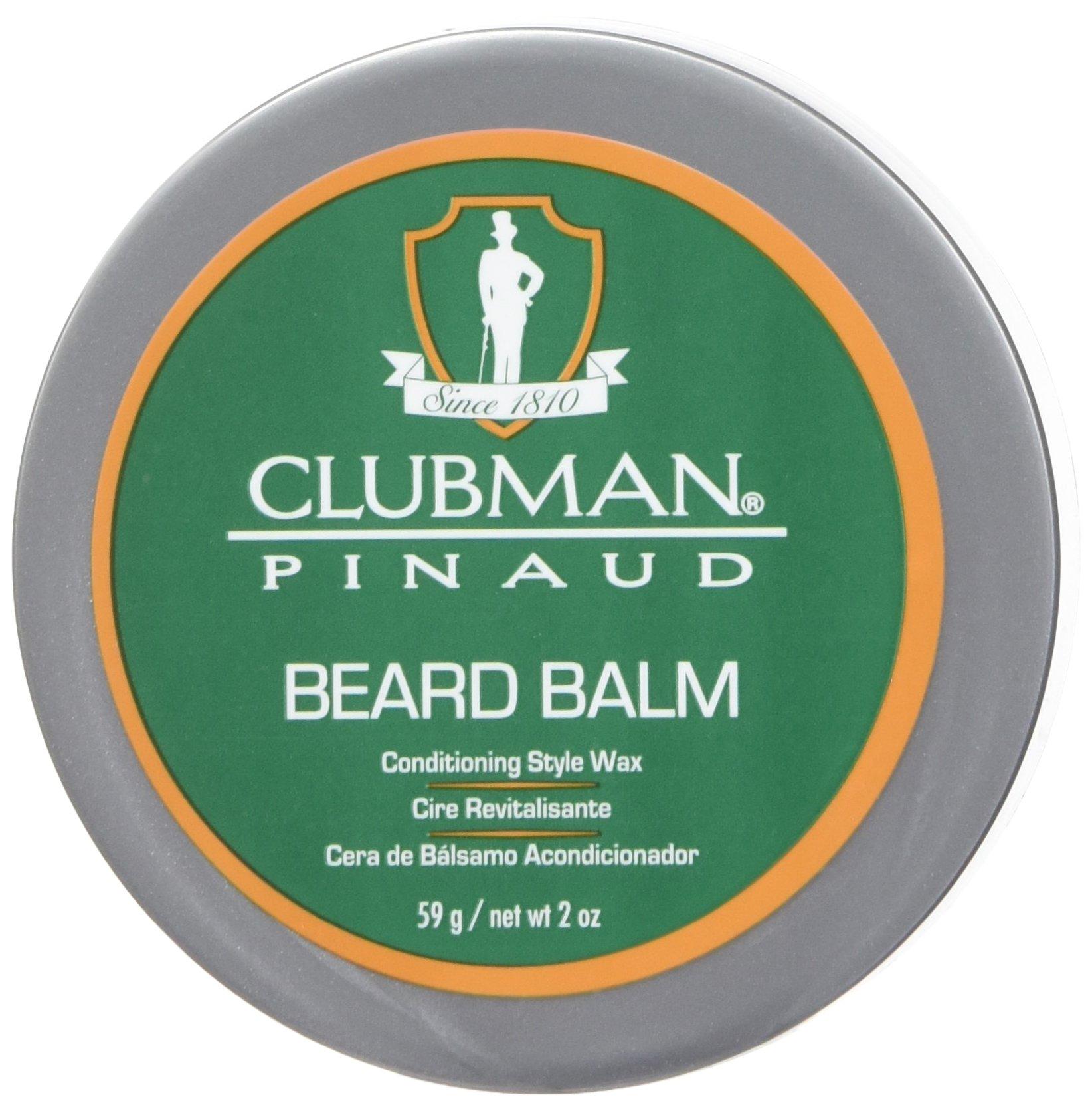 Clubman Beard Balm , 2 oz