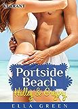 Portside Beach. Halley und Gregory