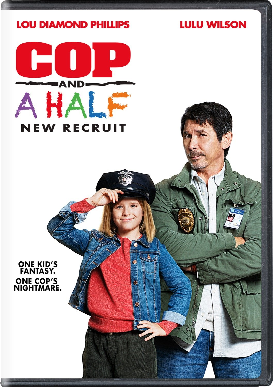 cop and a half new recruit lou diamond phillips action comedy movie