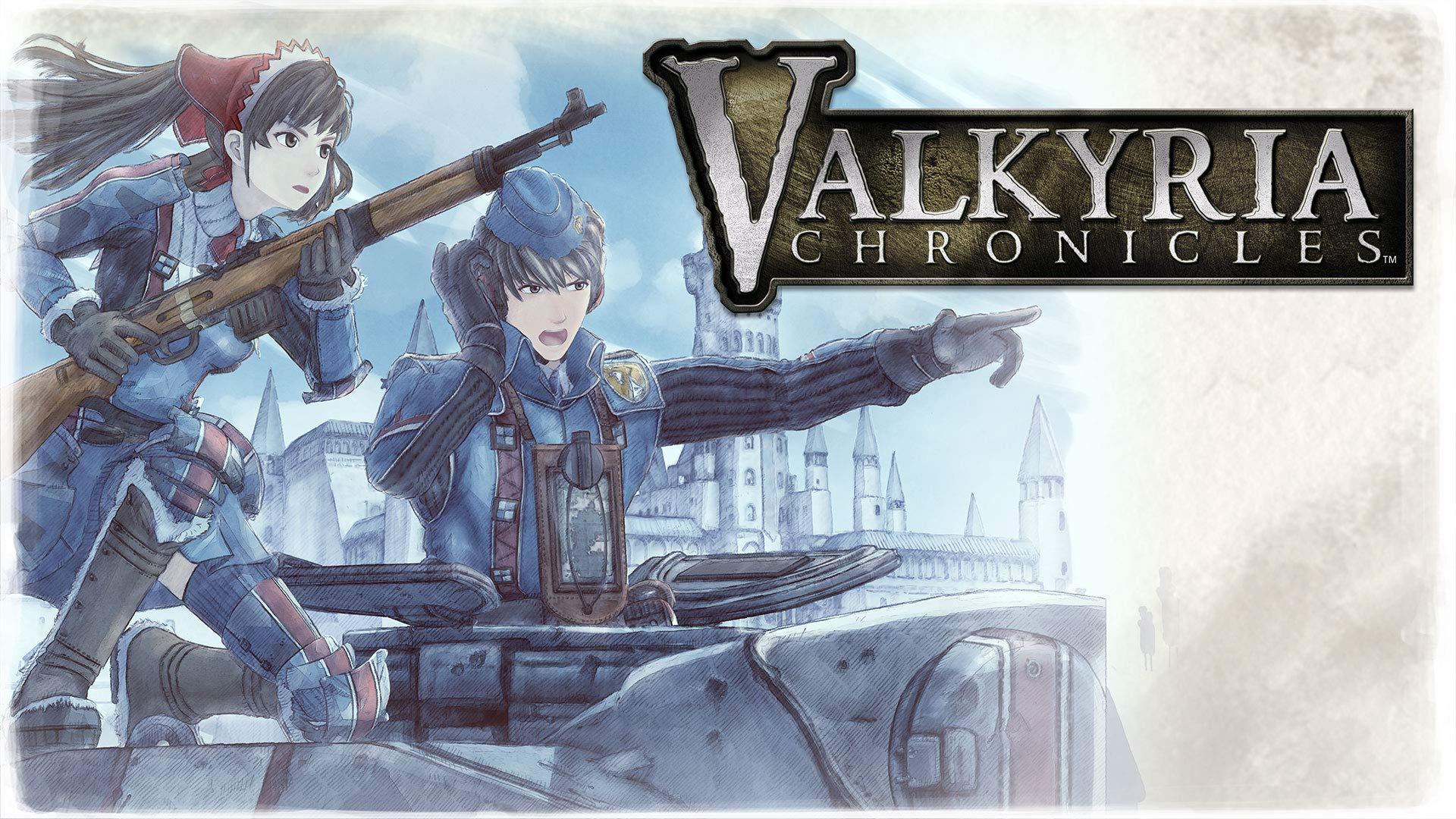 Valkyria Chronicles - Nintendo Switch [Digital Code]