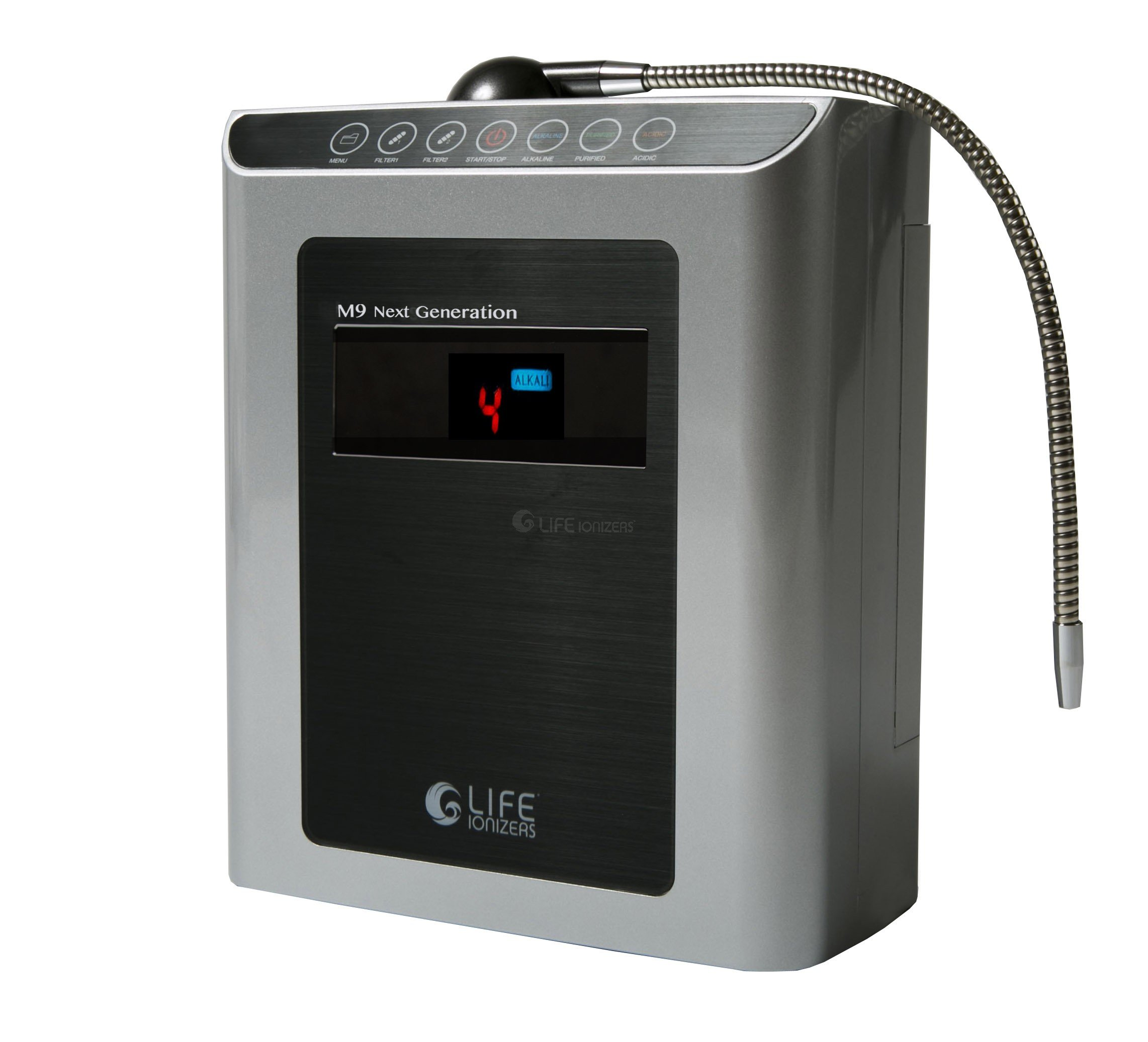 2016 Life Water Ionizer Next Generation M9 Counter-top