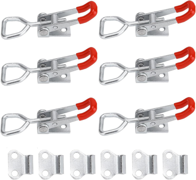 Anndason Toggle Latch Clamp 4001,150Kg 330Lbs Holding Capacity (6PCS)