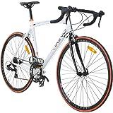 700C 28 Zoll Rennrad Viking Vuelta Sti 4 Rahmengrößen 2 Farben