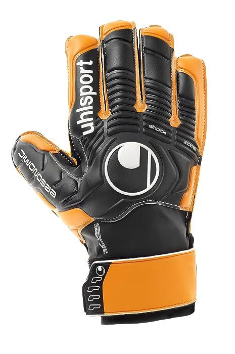 uhlsport Ergonomic Soft Advanced Mens Goalkeeper Gloves
